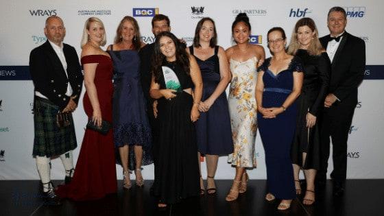 Ella Hickman 40under40 2021 - Hickman Family Lawyers Perth